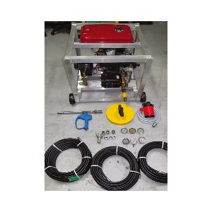AST-C-12 Cavitation System-Turnkey package (Gasoline)